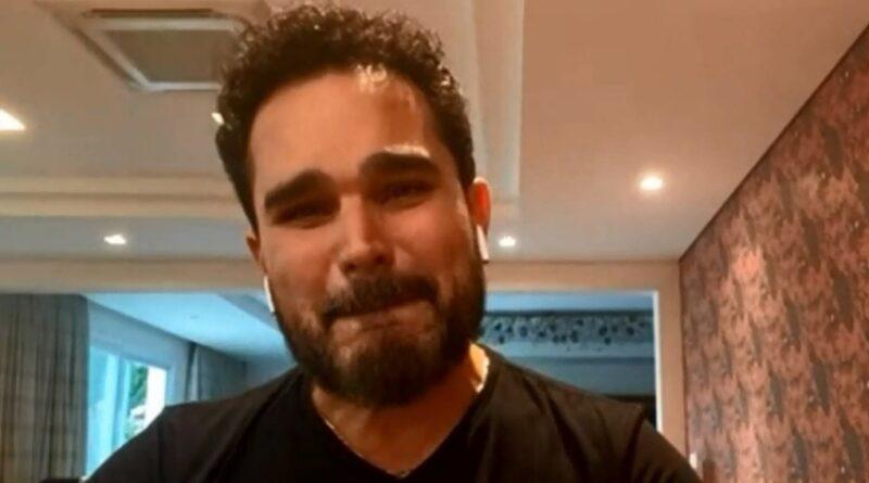 Luciano Camargo revela que perdeu seguidores após lançar álbum gospel