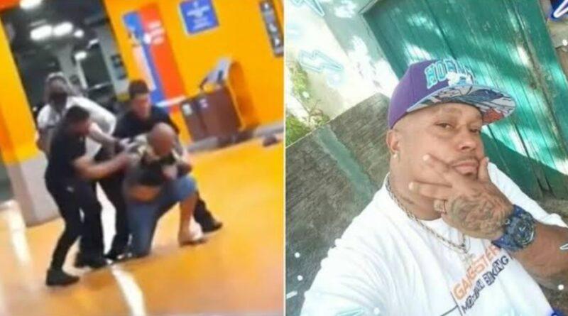 """Pai do jovem mort0 por seguranças do Carrefour, recusa proposta de R$ 500 mil reais da empresa, """"isso não vai trazer meu filho de volta"""""""