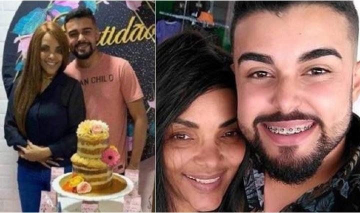 Flordelis aparece com suposto namorado, 35 anos mais novo, após denúncias pelo assassinato do próprio marido