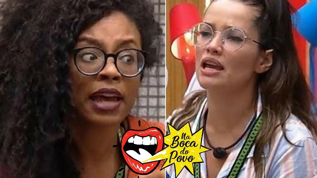 BBB21: Lumena SURTA com Juliette, as duas discutem e situação fica tensa no programa; Vídeos