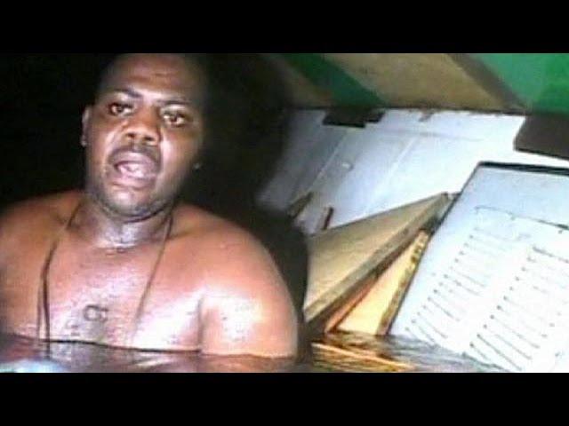 MILAGRE: Após naufrágio homem sobrevive 3 dias embaixo do mar dentro de bolha de ar no banheiro do navio, até ser resgatado, ASSISTA;