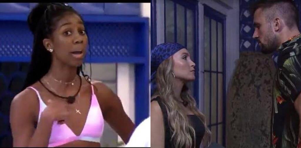BBB21: Camilla detona Arthur, que chama Carla de insuportável.