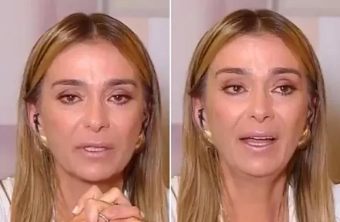Mônica Martelli chora ao vivo ao falar de Paulo Gustavo: 'Medo constante'
