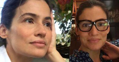 """Após ter marido chocante exposto, Renata Vasconcellos enfim assume amor por morena: """"Que a gente possa""""."""