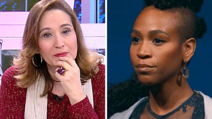 'Quem acredita é bobo', diz Sonia Abrão sobre o documentário de Karol Conká.