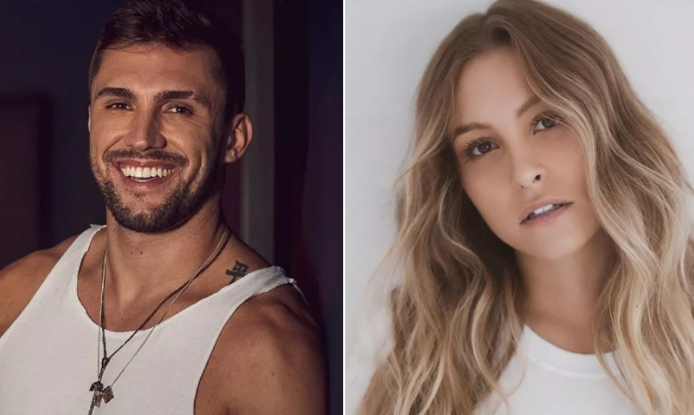"""Arthur Picoli nega romance com Carla Diaz: """"Não tem nada rolando"""""""