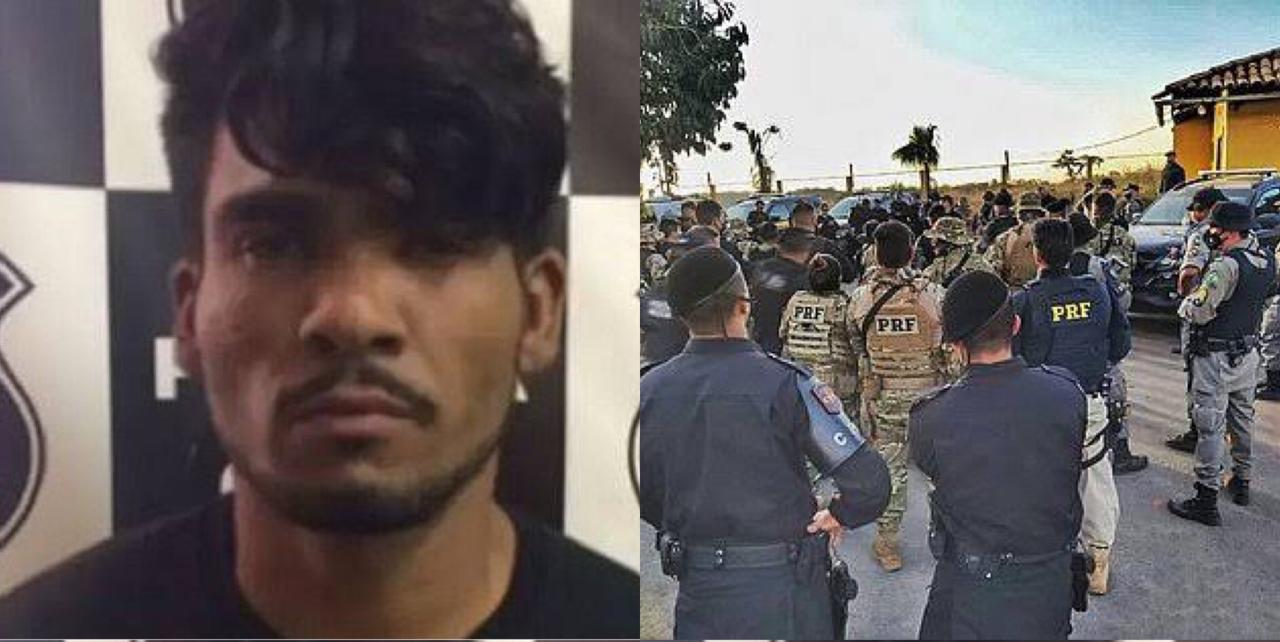 Conheça a história do Serial Killer do DF', que mat0u uma família inteira e está sendo procurado por mais de 200 policiais