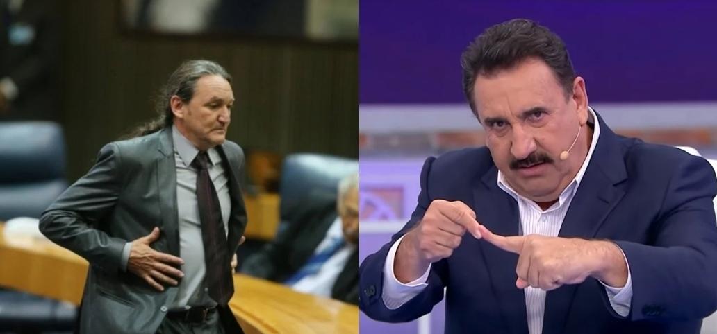"""Marquito é expulso no SBT e expõe humilhação após Ratinho descobrir desvio de dinheiro: """"Vagabund0"""""""