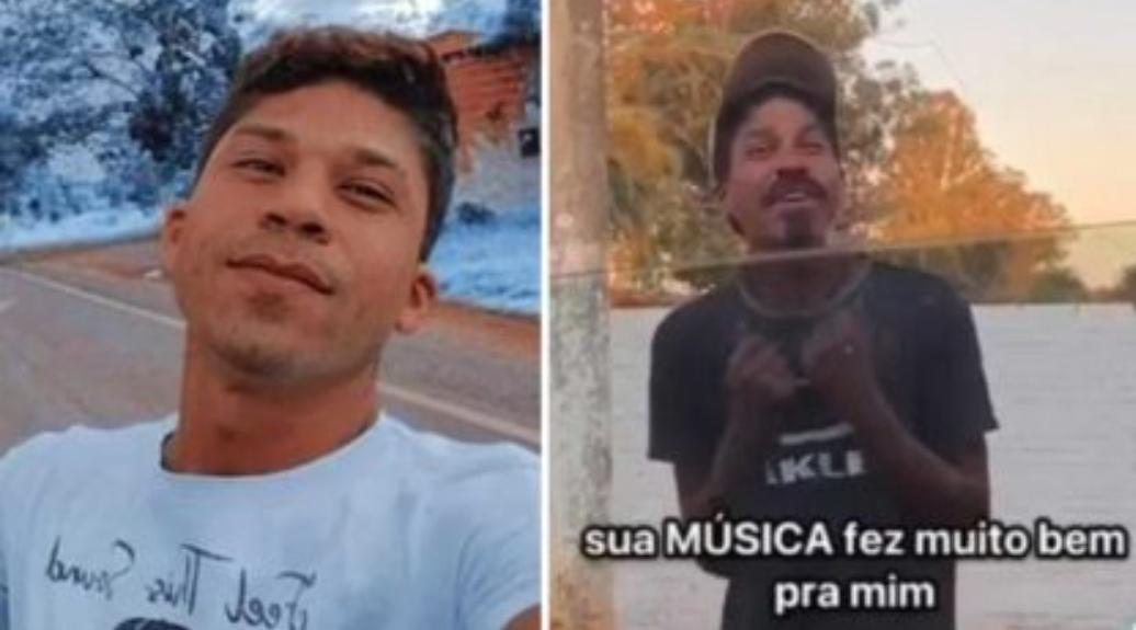 Cantora posta vídeo e mãe descobre que filho desaparecido está morando na rua