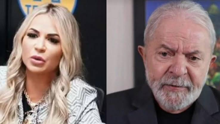 """Viúva de MC Kevin compara Lula a Jesus Cristo: """"Foi o pai que eu nunca tive"""""""