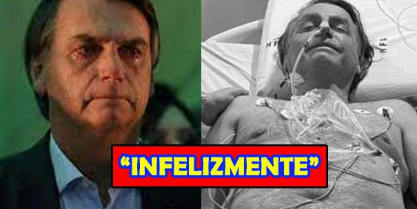 """Urgente: Do Hospital, Médicos tem a difícil missão de dar comunicado sobre estado de saúde de Jair Bolsonaro """"Foi Confirmado"""""""