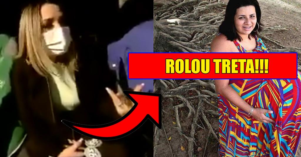 Jornalista que desmascarou grávida de Taubaté tenta reencontro 9 anos depois e tentativa acaba da pior maneira possível; vídeo