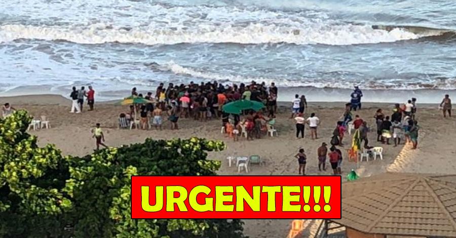 Vídeo: Homem morre após ser atacado por tubarão em praia de PE; imagens chocantes