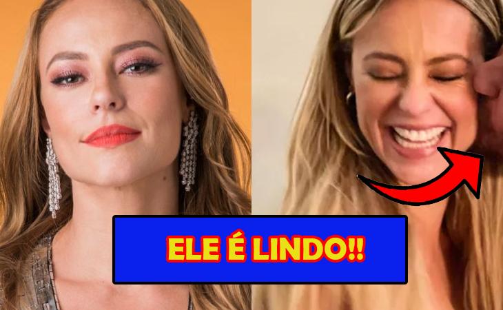 """Paolla Oliveira assume namoro com querido cantor e internet não acredita """"Que lindo"""""""