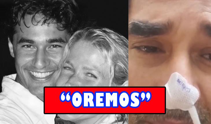 """Após intubação de Luciano Szafir, Xuxa toma ATITUDE surpreendente e faz pedido ao fãs """"Oremos"""""""