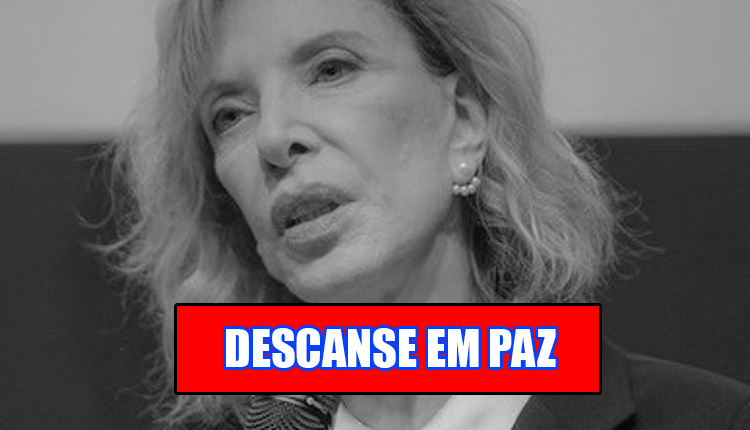 """Luto!! Morte chega até vida de Marília Gabriela e fãs não acreditam """"Descanse em paz"""""""