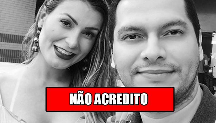 """Marido de Andressa Urach dá TERRÍVEL NOTÍCIA sobre esposa e internautas não acreditam """"Não pode ser'"""