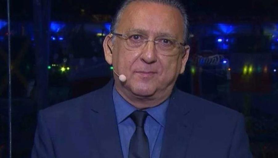 """Galvão Bueno, após diagnóstico de câncer, vai aos prantos e expõe real estado de saúde: """"Forte"""""""