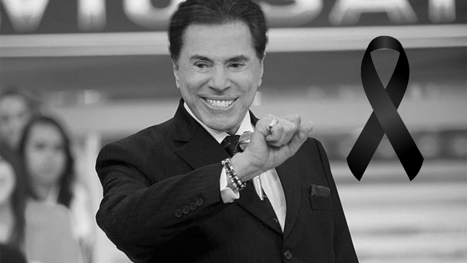 """URGENTE: Acaba de chegar triste notícia sobre M0rte, Silvio Santos aos 90 anos """"Descanse em Paz"""""""