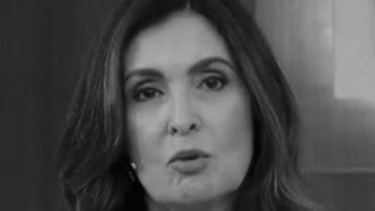 """URGENTE: Após cirurgia, acaba de chegar triste notícia sobre Fátima Bernardes aos 59 anos """"Descanse"""""""