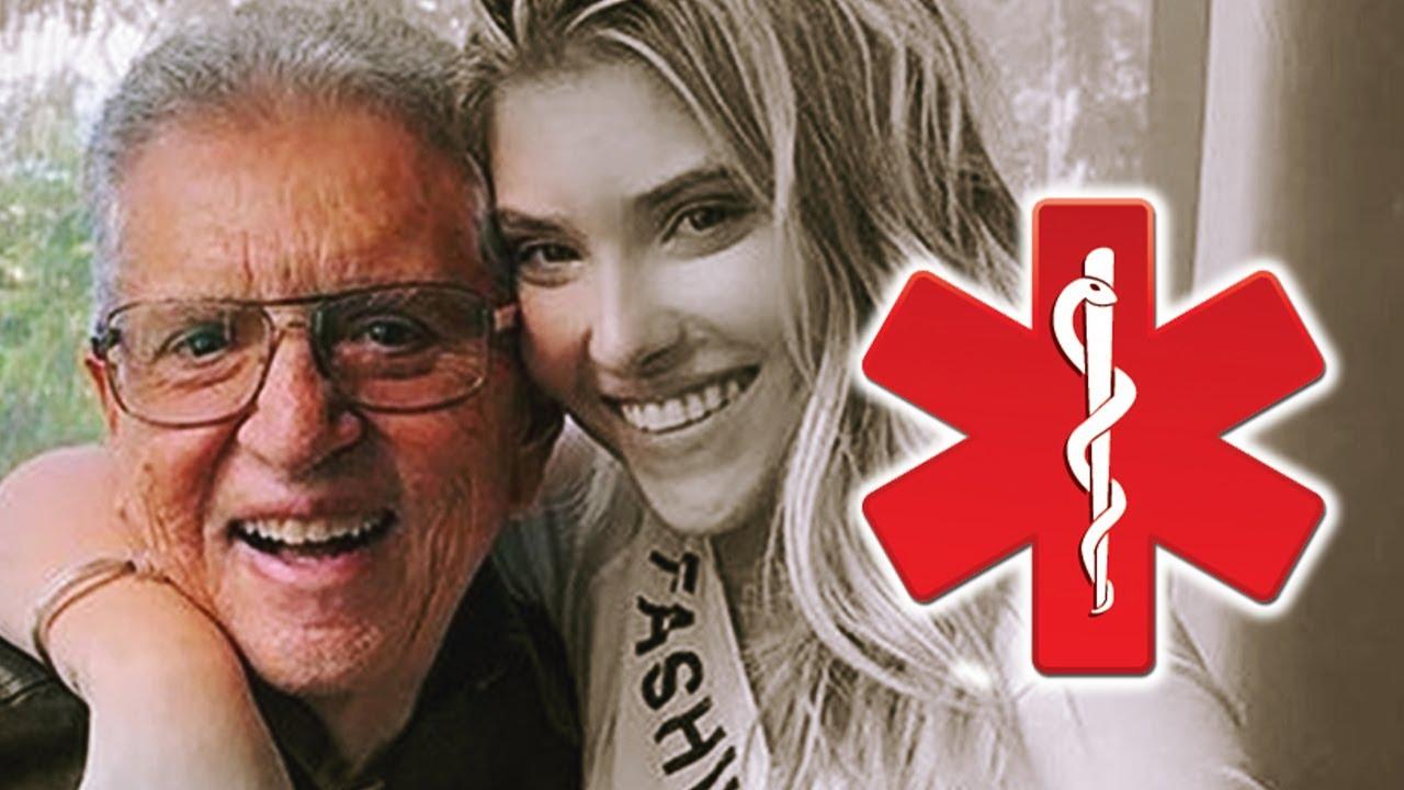 """URGENTE: Filha de Carlos Alberto de Nóbrega acaba de confirmar as pressas triste notícia sobre o Apresentador aos 85 anos """"Descanse"""""""